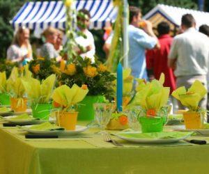 Zorg ervoor dat u tijdens de feesten ook denkt  aan de veiligheid van uzelf en uw gasten! Enkele tips.